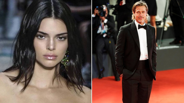 Kendall Jenner neden Brad Pitt'ten kaçıyor?