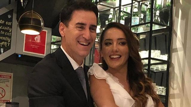 Bekir Aksoy'un sürpriz evliliğinin nedeni bebek mi?