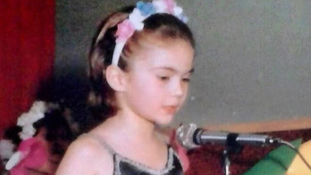 Bu küçük kızı tanıyabildiniz mi?..