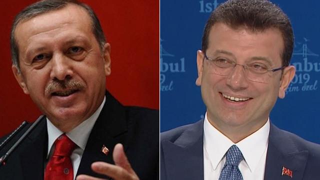 """Erdoğan'dan İmamoğlu'na: """"Bak bu yaptığın israftır"""""""