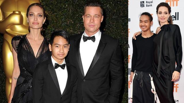 "Maddox: ""Brad Pitt'i babam olarak görmüyorum"""