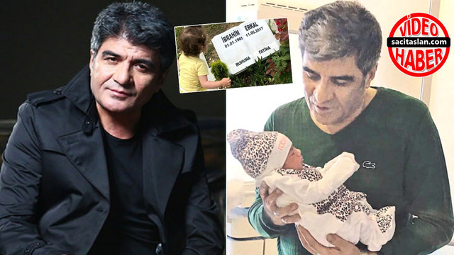 İbrahim Erkal'ın 2 buçuk yaşındaki kızı yürekleri burktu