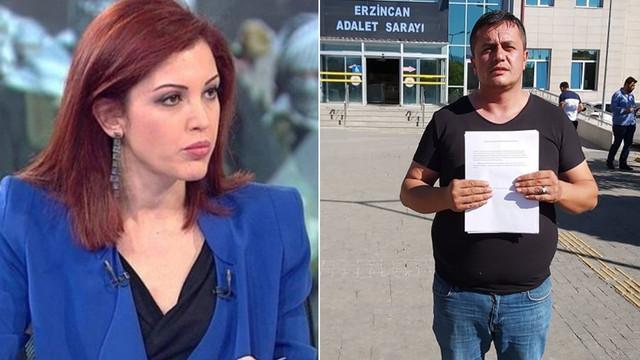 Erzincan'dan Nagehan Alçı'ya suç duyurusu!