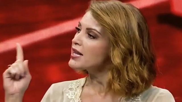 Nagehan Alçı'dan 'katil devlet' savunması!