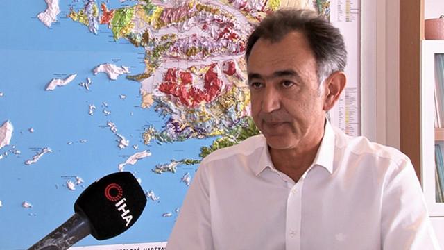 İzmir için korkutan deprem açıklaması!