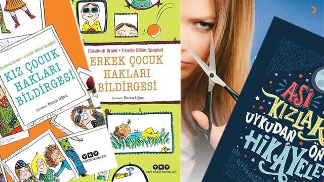 4 çocuk kitabı muzır ilan edildi!
