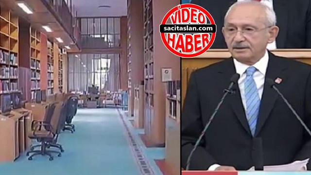 TBMM TV Kemal Kılıçdaroğlu'nun yayınını kesti!