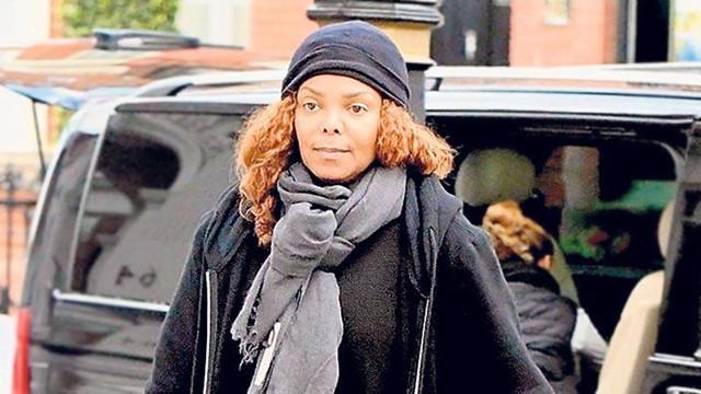 Janet Jackson uzun süre sonra görüntülendi