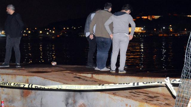 Karaköy'de tüyler ürperten kavga!