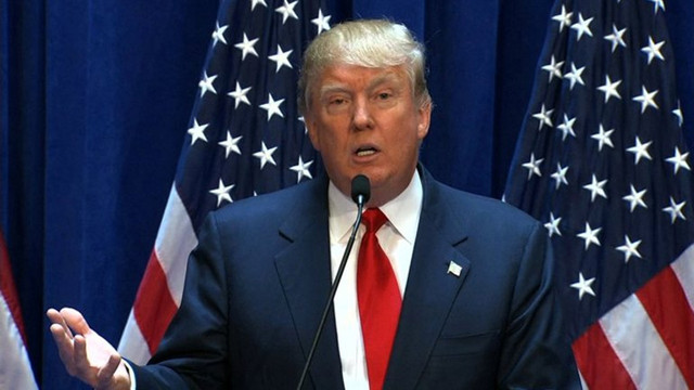 "Donald Trump: ""Bağdadi öldürüldü"""
