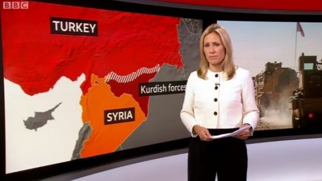 BBC'den harekatla ilgili skandal manipülasyon!