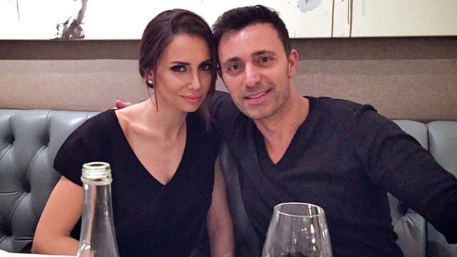 Emina Jahovic ve Mustafa Sandal'ın sürpriz buluşması!
