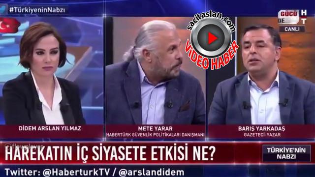 """""""Türkiye'nin Nabzı"""" programında büyük gerginlik!"""