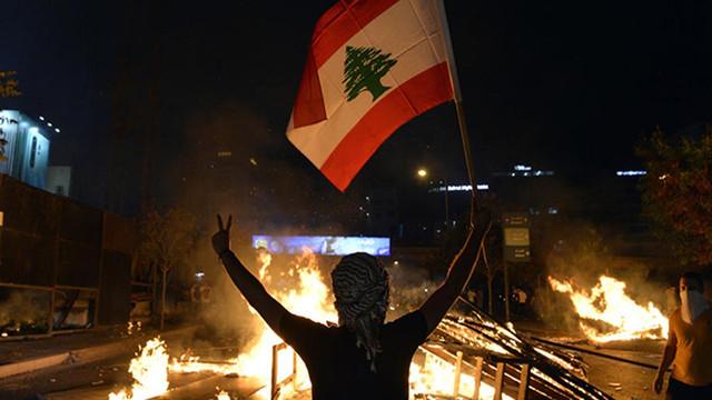 Lübnan'da Whatsapp öfkesi büyüyor!