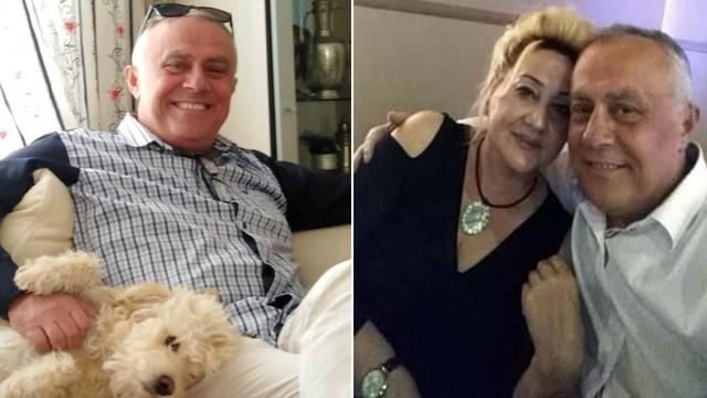 Tanınmış iş adamı sevgilisini karnından vurup intihar etti