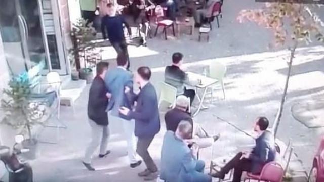 Şantajcı buluşma yerinde kıskıvrak yakalandı