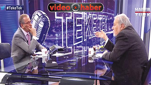 """Prof. İlber Ortaylı: """"Cumhuriyete sövenler geri zekalıdır!"""""""