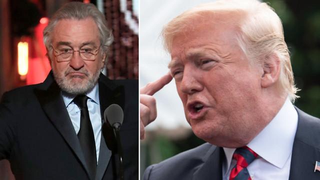 """Robert De Niro: """"O bir salak, bir budala..."""""""