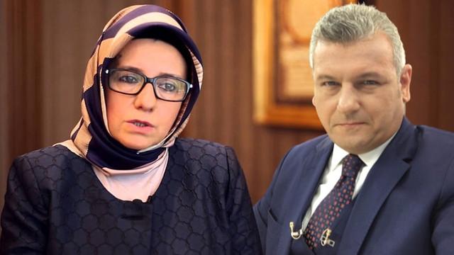 Ersoy Dede ve Fatma Barbarosoğlu fena kapıştı