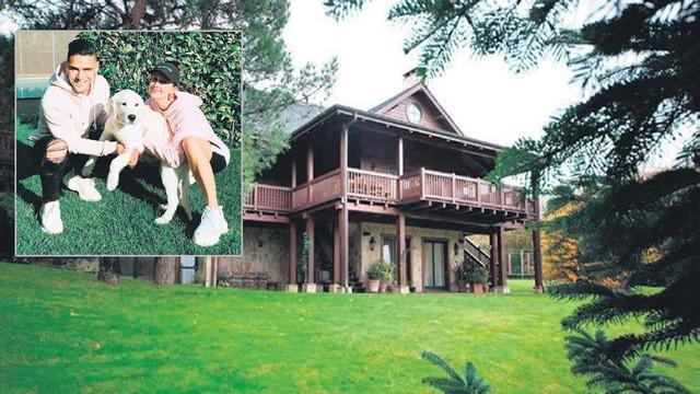 İşte Falcao ve ailesinin yaşadığı lüks villa!