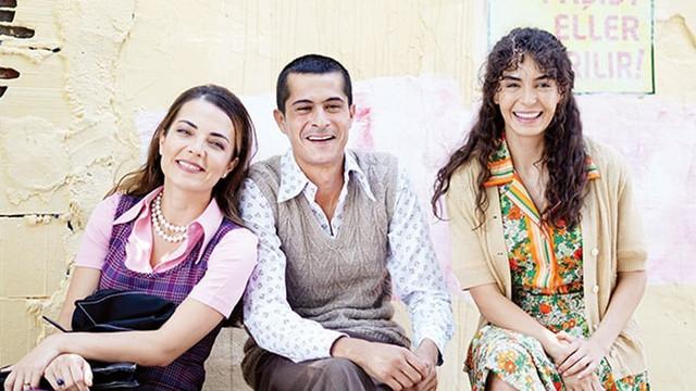 İsmail Hacıoğlu ve Ebru Şahin aynı projede