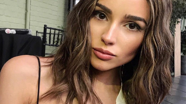 Olivia Culpo Bali'ye hayran kaldı