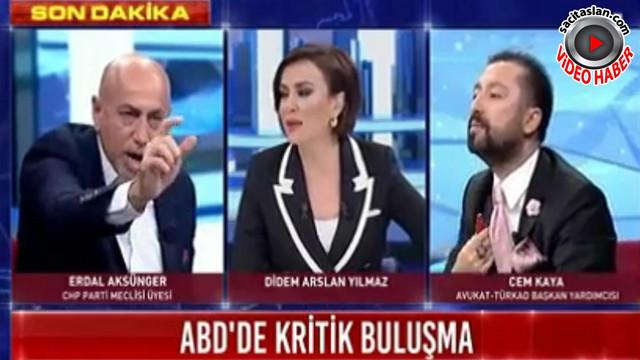 """""""Türkiye'nin Nabzı"""" programında gergin tartışma"""