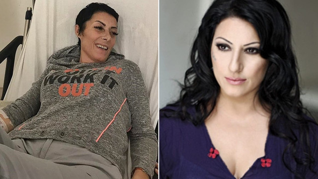 Şarkıcı Gülay, apar topar hastaneye kaldırıldı!