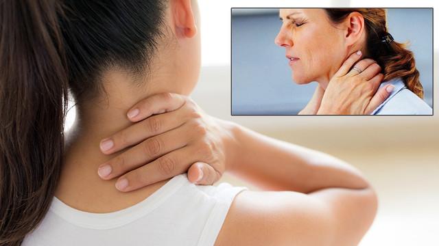 Boyun tutulmasında acıyı azaltan formül!