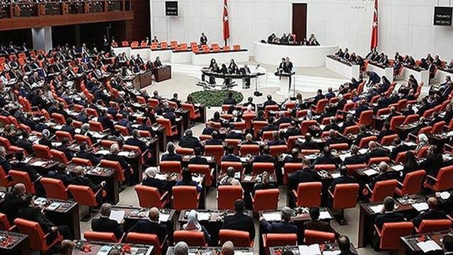 Yasalara milletvekili süzgeci