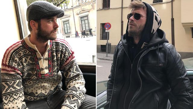 Kıvanç Tatlıtuğ'un Madrid tatili olay yarattı
