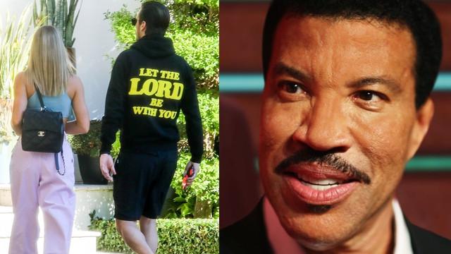 Lionel Richie kızına söz geçiremiyor!