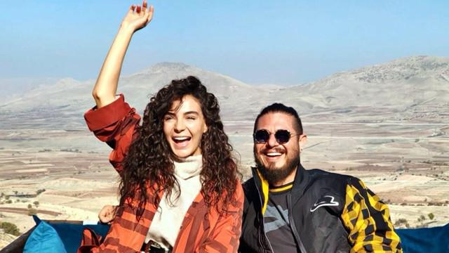 Ebru Şahin'den filtresiz paylaşımlar