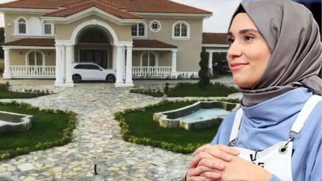 Sosyal medya MasterChef Güzide'nin evini konuştu