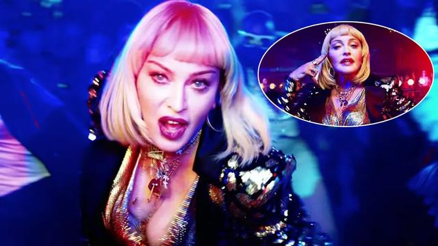 Madonna'ya şok eden suçlama!
