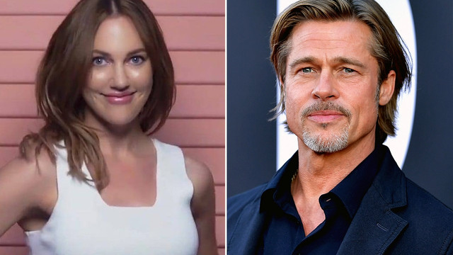Meryem Uzerli ve Brad Pitt aynı projede