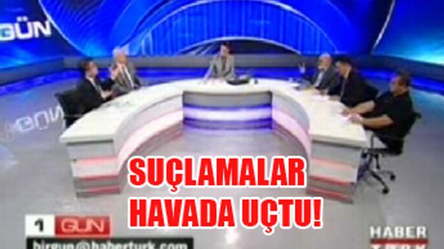 Canlı yayında hararetli 'kaset olayı' tartışması!