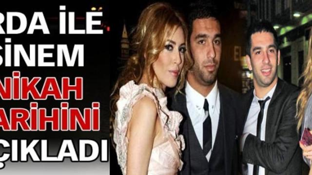 Sinem Kobal Arda Turan