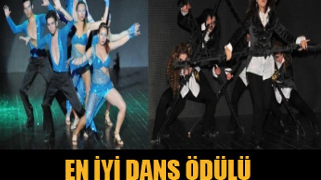 Dans yarışmasının galibi Kıbrıs'tan..
