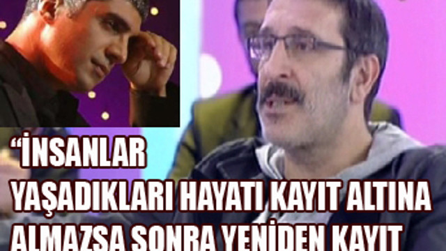 Cem Özer Özcan Deniz için neler söyledi?.. VİDEO
