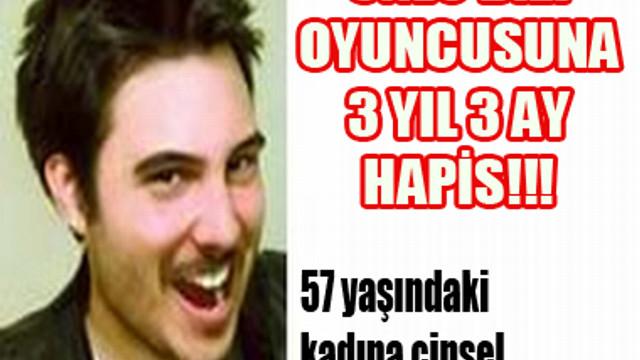 ONUR ÖZCAN'A HAPİS CEZASI