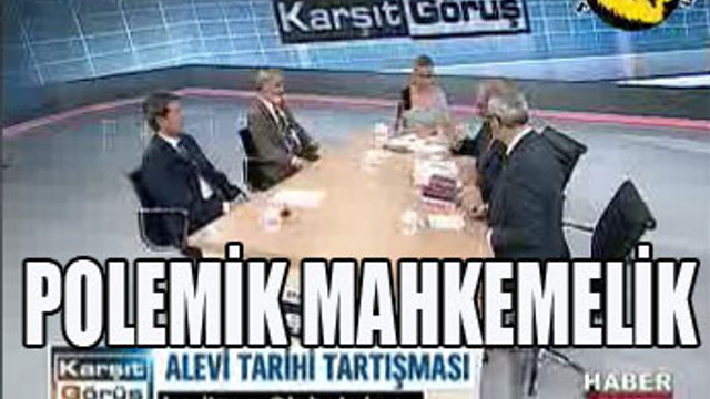 POLEMİK MAHKEMELİK!..