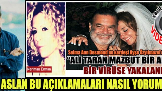 Neriman Erman '2. Sayfa'ya bağlandı