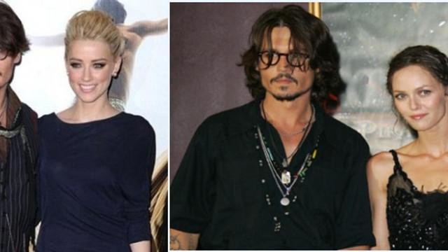 Johnny Depp'e aşk şoku!