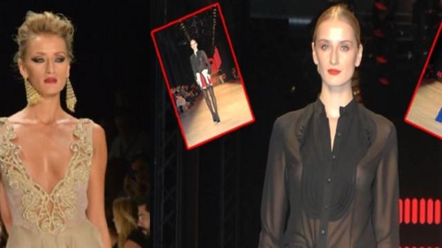 Fashion Week'in rekortmen modeli!...