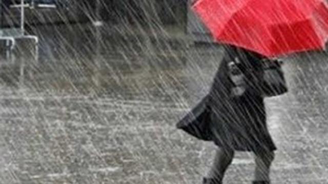 KKTC yağmura teslim oldu!..