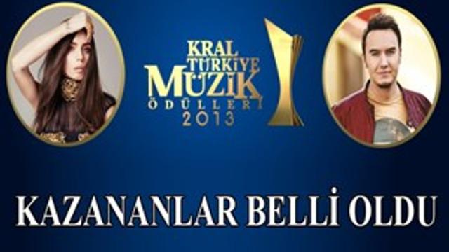 İşte Kral TV ödülleri 2013'ün kazananları!..
