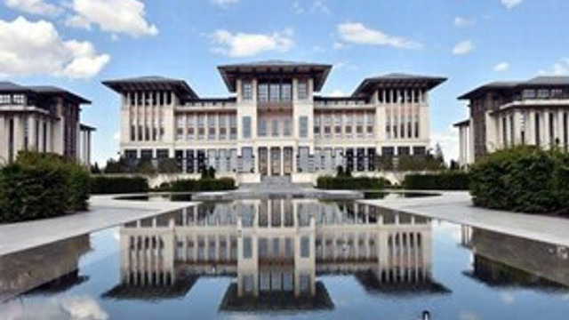 'Cumhurbaşkanlığı Sarayı' davasına ret!