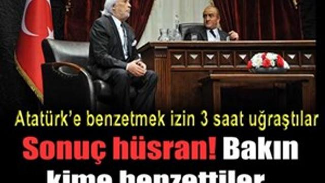Müjdat Gezen'in oyununda şaşırtan Atatürk karakteri