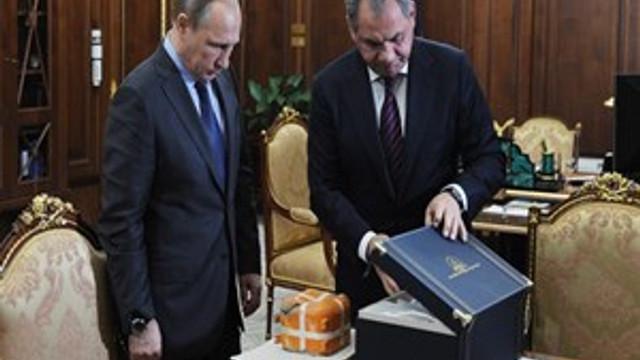 Vladimir Putin'e 'kara kutu' şoku!...